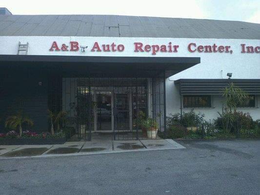 A & B Auto Body Repair