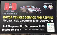 Girraween Car Mechanic