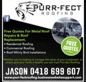 Purr-fect Roofing Pty Ltd