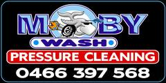 Moby Wash Pressure Cleaning