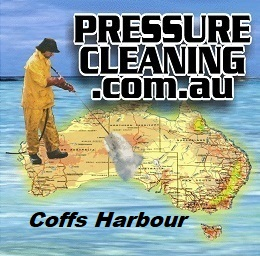 Coffs Harbour Pressure Cleaning