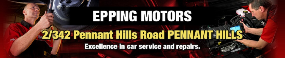 Epping motors banner
