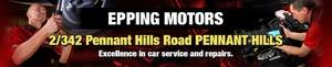 Epping Motors Pty Ltd  (Lic. No.  MVRL 55776)