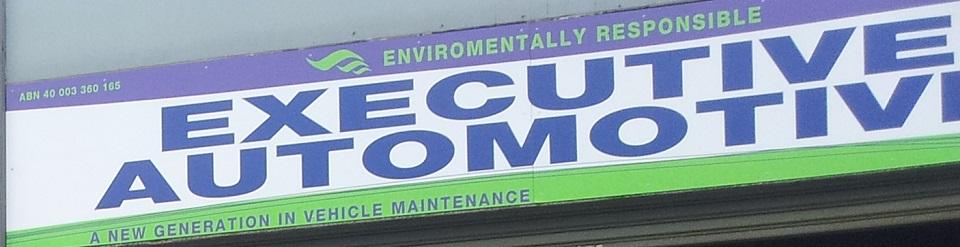 Executive Automotive