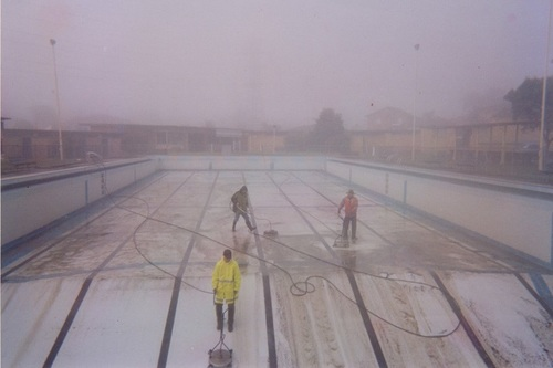 Greenacre Swimming Pool Clean