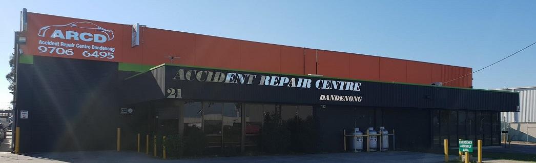 Accident Repair Centre Dandenong