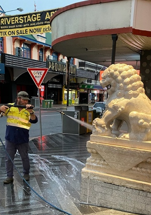 China Town Cleaning In Brisbane