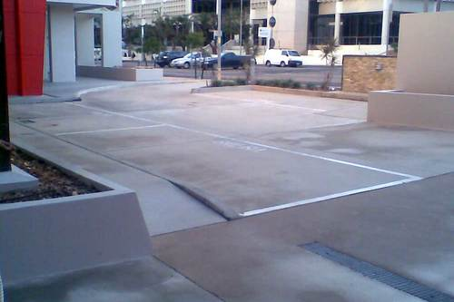 Carpark Cleaning After