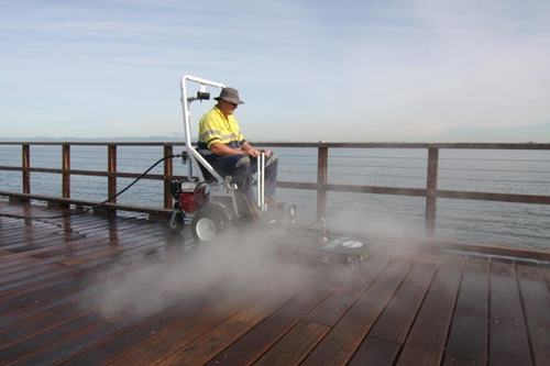 Council Jetty Cleaning Services