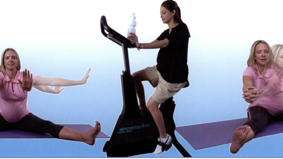Exercise during Pregnancy!