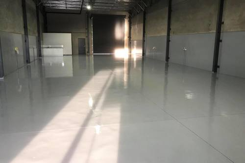 Factory Epoxy Coating After