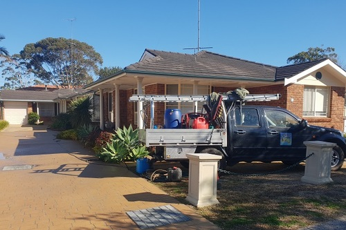 Strata Driveway Cleaning in Melbourne South East