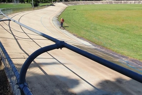 High_Pressure_Water_Cleaning_Velodrome_Cycling_Track.jpg