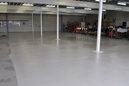 Factory Floor Painting Services