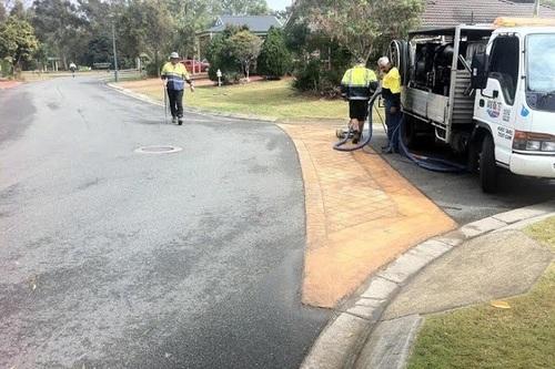 Street Cleaning Brisbane