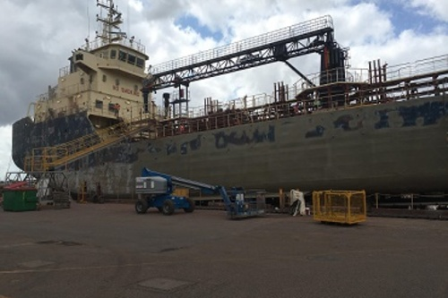 Ship Cleaning Brisbane